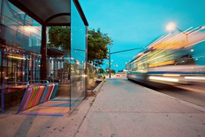 public transportation ronald chagoury jr