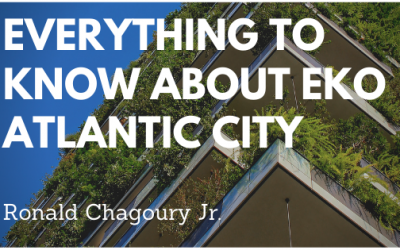 Everything to Know about Eko Atlantic City
